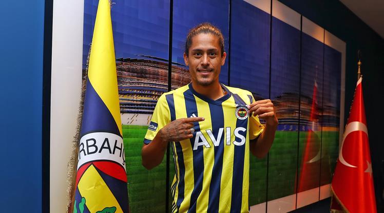 Fenerbahçe Mauricio Lemos'u açıkladı