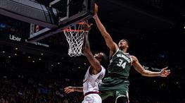 NBA'de yılın savunmacısı Antetokounmpo