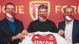 Monaco, Caio Henrique'yi transfer etti