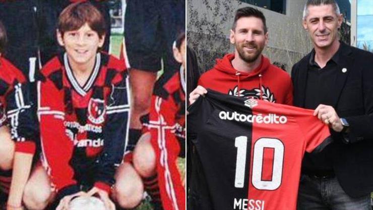 Newell's Old Boys, Messi'yi istiyor