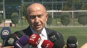 Nihat Özdemir'den seyirci açıklaması