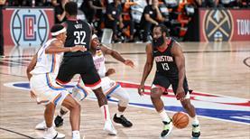 LA Lakers'ın rakibi Houston Rockets oldu