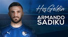 BB Erzurumspor'a Arnavut forvet