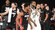 Miami Heat, seriyi 3-0'a taşıdı