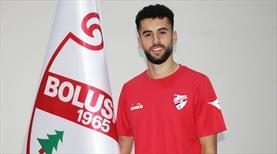 Boluspor, Muhammet Arslantaş'ı transfer etti