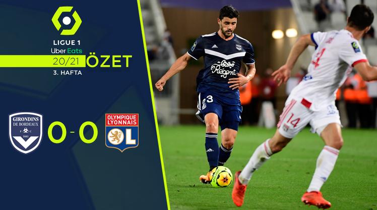 Ligue 1'de sessiz açılış (ÖZET)