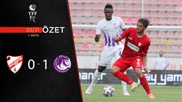 ÖZET | B. Boluspor 0-1 A. Keçiörengücü