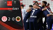 ÖZET | FTA Antalyaspor 2-0 Gençlerbirliği