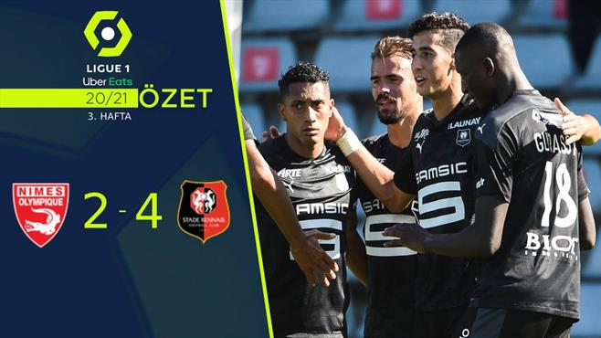 ÖZET | Nimes 2-4 Rennes