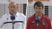 Adanaspor - İstanbulspor maçının ardından