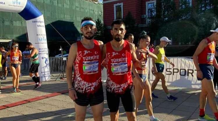 Balkan Maraton Şampiyonası'nda 3 madalya