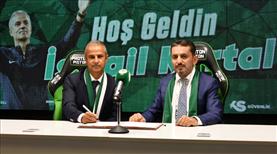 Konyaspor, İsmail Kartal'a emanet