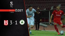 ÖZET | Balıkesirspor 3-1 Giresunspor