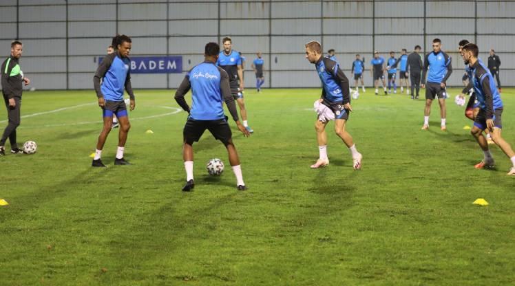 Rizespor'da Kasımpaşa maçı hazırlıkları