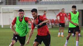 Antalyaspor, Beşiktaş'a hazırlandı