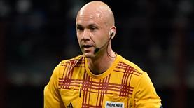 UEFA Süper Kupa maçı Anthony Taylor'ın