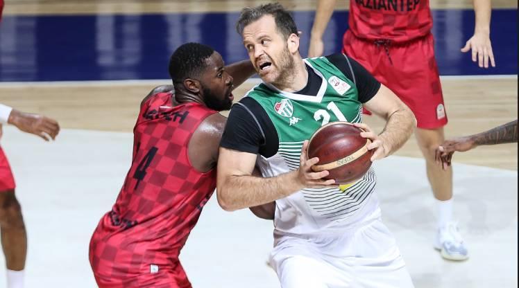 Açılış maçı Gaziantep Basketbol'un
