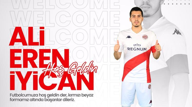 Antalyaspor, Ali Eren'i transfer etti