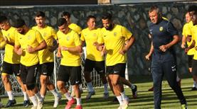 Yeni Malatyaspor hazırlıklarını sürdürdü