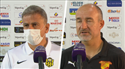 Y. Malatyaspor - Göztepe maçının ardından