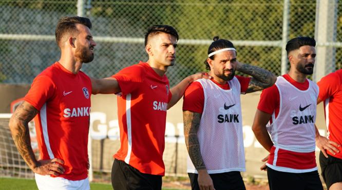 Gaziantep FK'nın konuğu Karagümrük