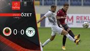 ÖZET | Gençlerbirliği 0-0 İH Konyaspor