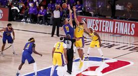 Lakers finallere galibiyetle başladı