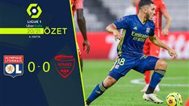 ÖZET | Lyon 0-0 Nimes