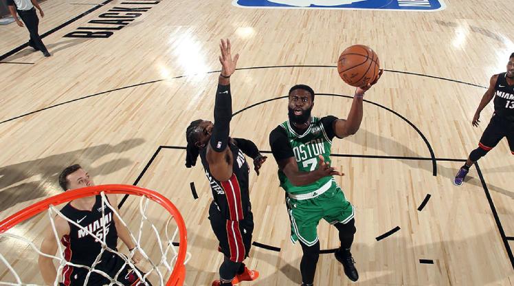 Celtics seride ilk galibiyetini aldı