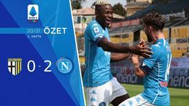 ÖZET | Parma 0-2 Napoli