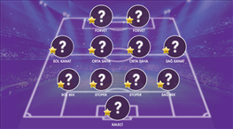 Süper Lig'de 2. haftanın en iyi 11'i