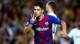 Luis Suarez, Atletico Madrid'e transfer oldu