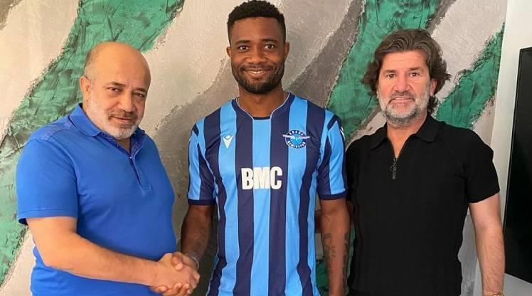 Adana Demirspor, Chedjou'yu kadrosuna kattı