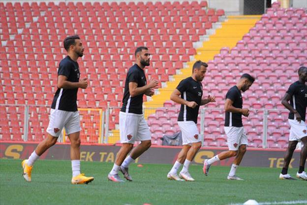 Hatayspor, Kasımpaşa maçına hazır