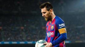 Messi yine Barcelona yönetimini eleştirdi