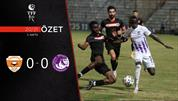 ÖZET   Adanaspor 0-0 Ankara Keçiörengücü