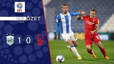 ÖZET | Huddersfield 1-0 Nottingham Forest