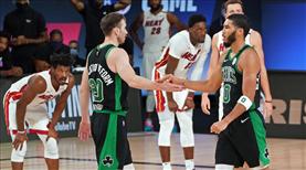 Boston Celtics 'devam' dedi