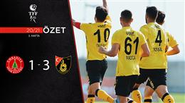 ÖZET | Ümraniyespor 1-3 İstanbulspor