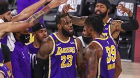 Los Angeles Lakers 10 yıl sonra NBA finalinde