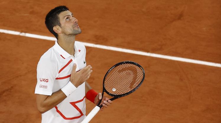Djokovic, Fransa Açık'ta ikinci turda