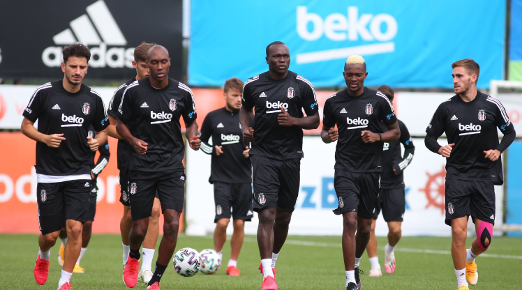 Beşiktaş'ta Gençlerbirliği mesaisi