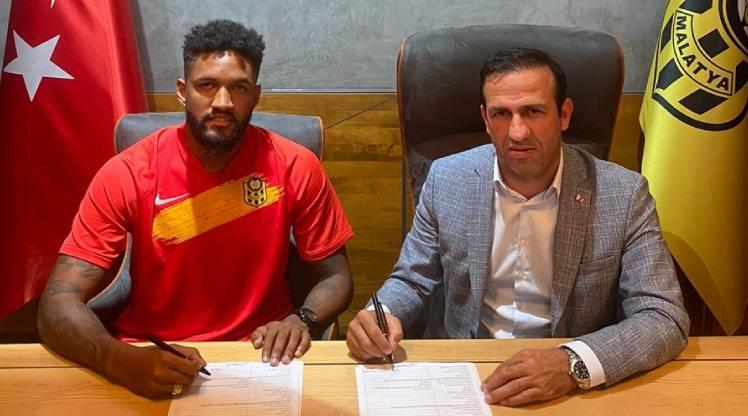 Yeni Malatyaspor Wallace'ı transfer etti