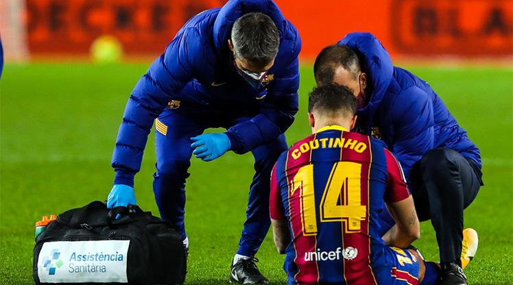 Barça'ya Coutinho'dan kötü haber
