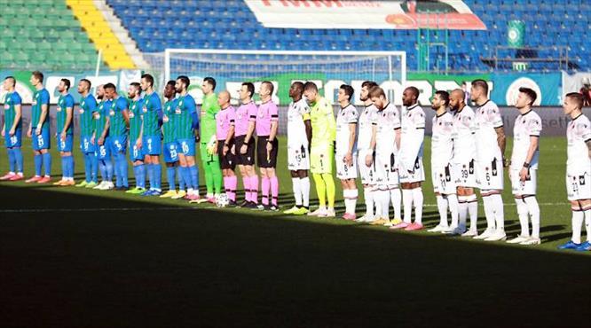 Ç.Rizespor-Gençlerbirliği maçının ardından