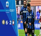 ÖZET | Inter 6-2 Crotone