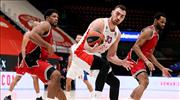 EuroLeague'de ayın MVP'si Milutinov