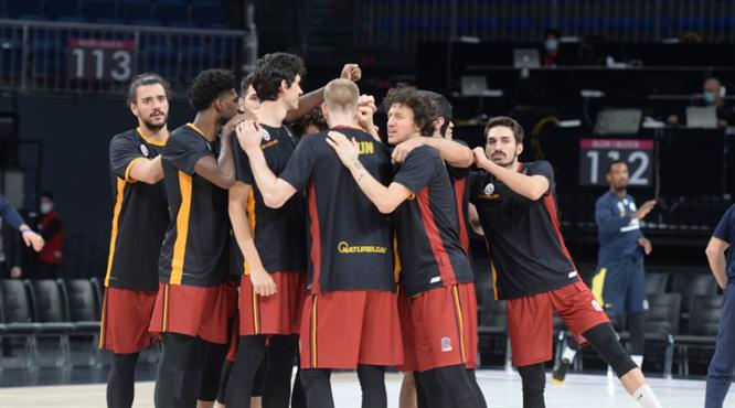 """Galatasaray için """"ya tamam, ya devam"""" maçı"""