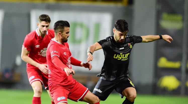 İstanbulspor - AE Balıkesirspor maçının ardından