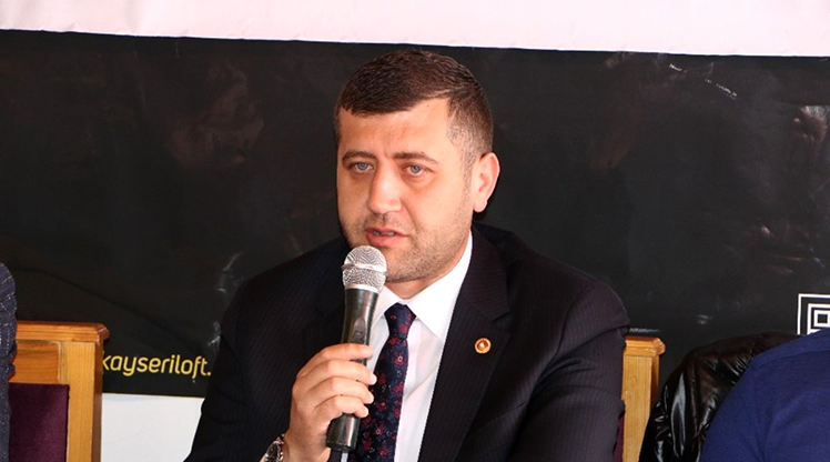Milletvekili Ersoy, Beşiktaş'tan özür diledi